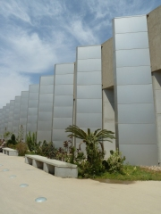 Grand Egyptian Museum building