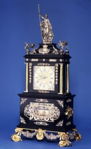 Mostyn Tompion clock
