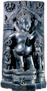 Statue of Ganesha. Photo credit The British Museum.